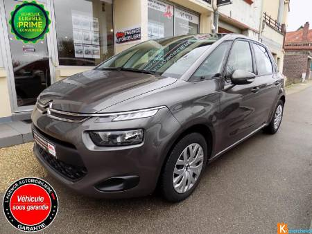 Citroen C4 Picasso Bluehdi 100 Cv Attraction