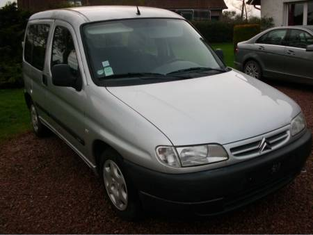 citroen berlingo hdi 90 ch 5places