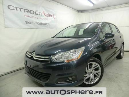 Citroen C4 1.6 e-HDi 115 FAP Collection I