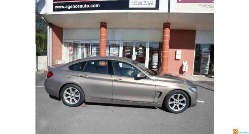 Bmw SERIE 4 Gran Coupé 418d 150ch Lounge + Options