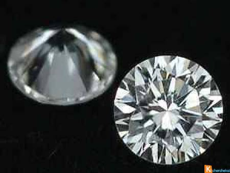 DIAMANT NATUREL  0,25 ct  certifié