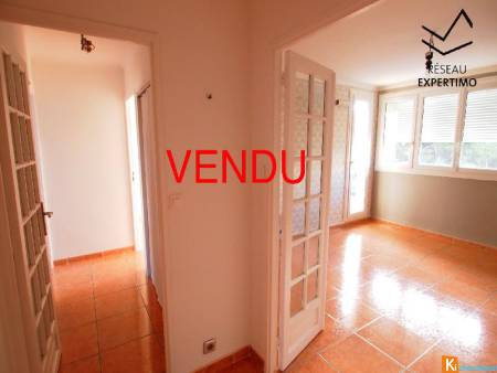 Appartement plein sud T3 + Cave