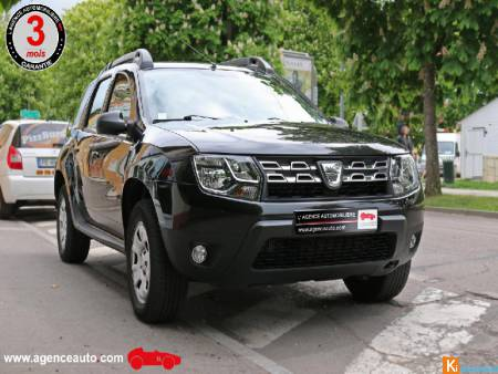 Dacia DUSTER Duster 1.5 Dci 110ch 4x2 Lauréate