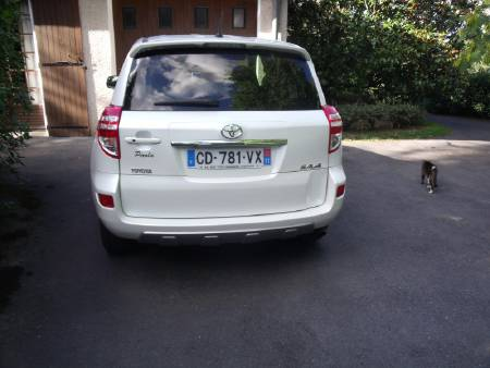 RAV 4 150 D 4D FAP WHITE EDITION 2 WD AVRIL 2012