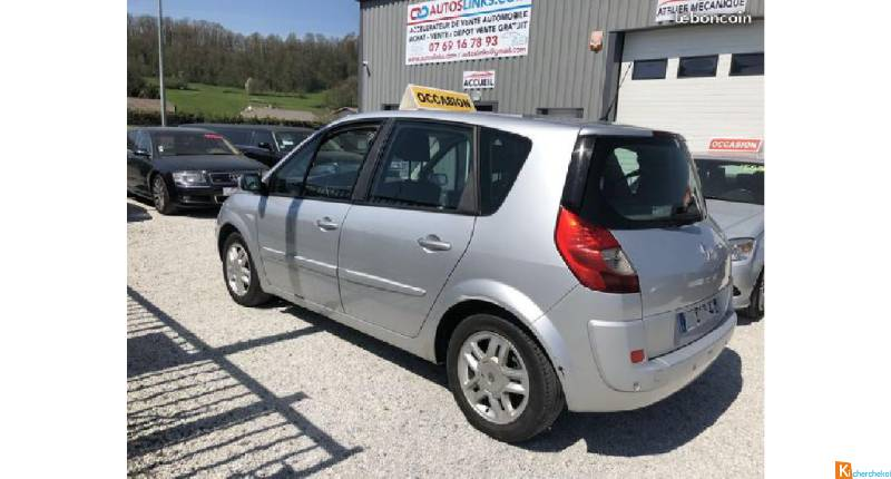 Renault SCENIC 1.5 Dci 105ch Fap Exception Eco² (2008a)
