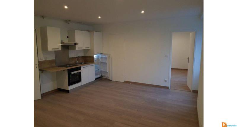 LOCATION APPARTEMENT T2 CREIL