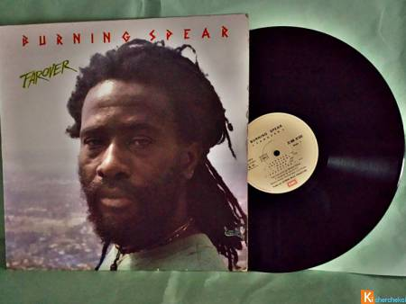Vinyle 33 tours BURNING SPEAR / FAROVER