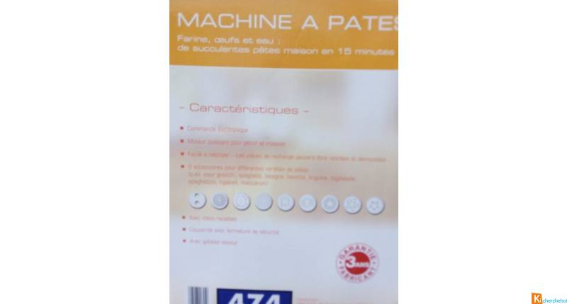 machine à pâtes