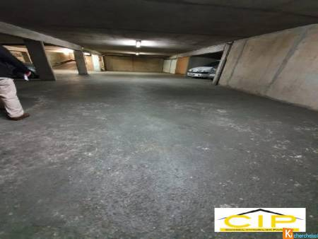 Emplacement parking 12m² 75019 Paris - Paris