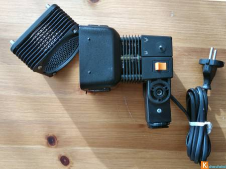LAMPE TORCHE CINEMA ou PHOTO 300 W ORAY