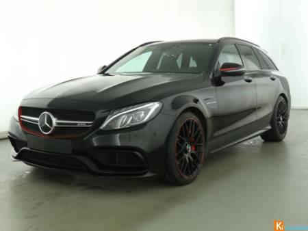 Mercedes-Benz C 63 AMG T S Edition 1