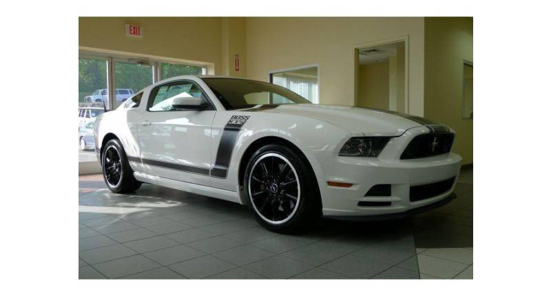 Ford Mustang GT BOSS 302 5.0L 444CH 2014