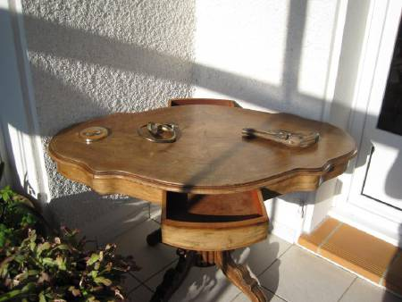 table violon