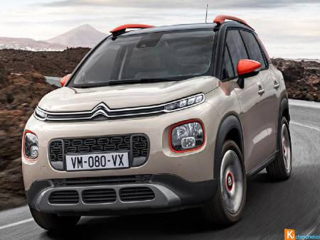 Citroen C3 Aircross Bluehdi 100ch Shine