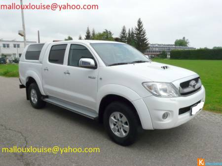 Toyota HiLux 4x4 Double Cabine ROAD RANGER