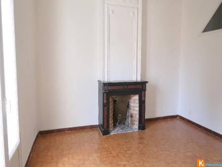 Dpt Hérault (34), à vendre Cournonterral appartement T3 de 70m² - Parking - Terrasse - Combles