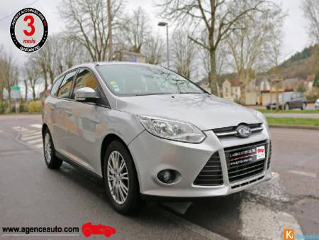 Ford FOCUS SW Focus Sw 1.6 Tdci 95ch  Trend