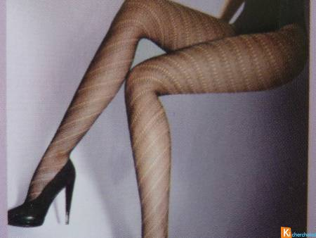 lot de 2 Collants gris en 1-2 neuf Consay (64)