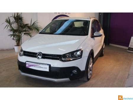 Volkswagen POLO 1.4 Tdi Bluemotion - 90  Vii 6r Cross Phase 2