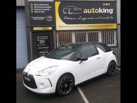 Citroen DS3 1.6 E-HDI 90 AIRDREAM SO CHIC PROMO