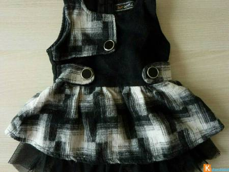Robe taille 6 mois / 67cm Chicaprie (occas4)