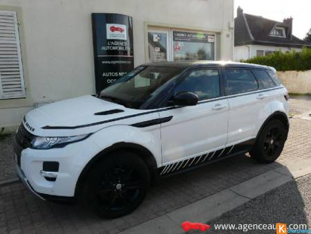 LAND ROVER EVOQUE 2.2 190 Sd4 Dynamique