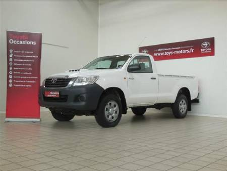 Toyota Hilux D-4D 144 MC11 Simple Cabine 4W