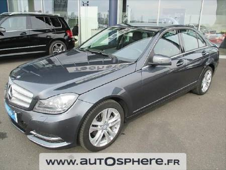 Mercedes-benz Classe c 220 CDI BE Avtgrde Executive 7