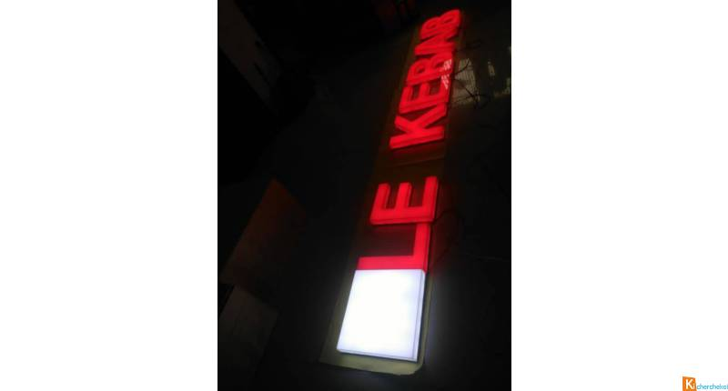 Lettres Lumineuse LED