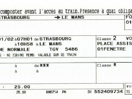 week-end en alsace =billet TGV