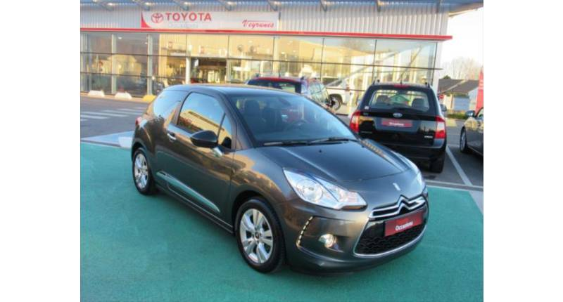 Citroen Ds3 1.6 VTi So Chic BA