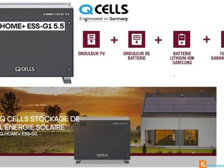 Batterie Qcells Q.HOME 5.5 kWh