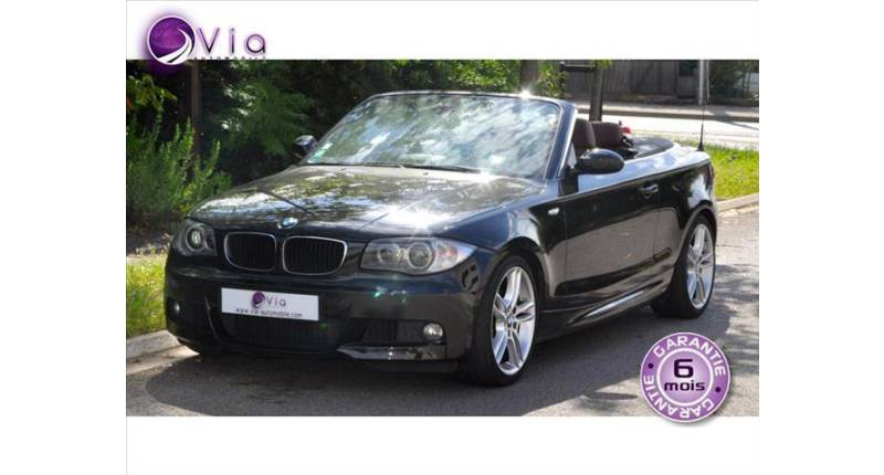 Bmw 125 i Luxe Pack M cabriolet