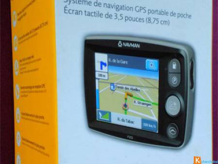 Navman F20 GPS Carte France