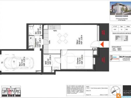 RESIDENCE NEUVE A THIONVILLE - Thionville