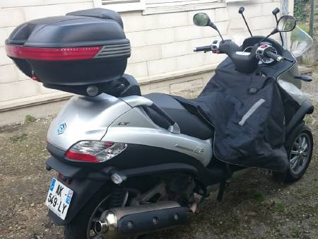 Urgent. Scooter Piaggio MP 3 LT - 400 cc