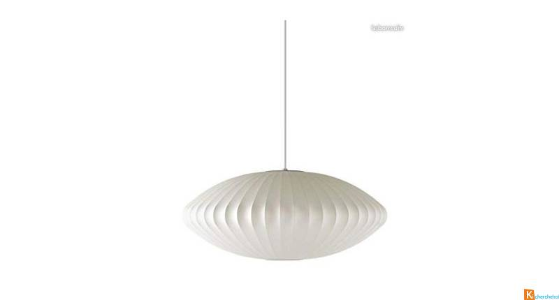 Lampe George Nelson Herman miller authentique M