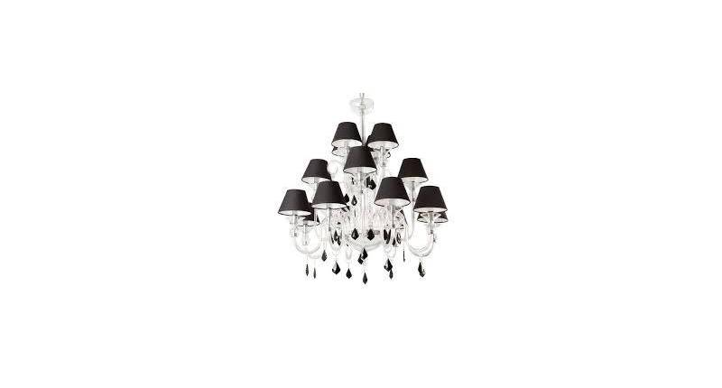 Lampe suspension murano FARO