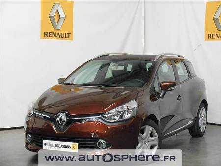 Renault Clio estate dCi 90 Energy Business eco²  83g