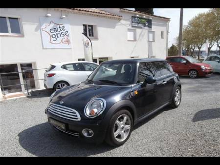 Mini Mini COOPER 1.6 120 ch PACK CHILI