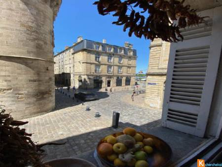 Appartement T2 libre Quartier St Pierre - Bordeaux