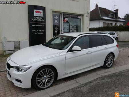 Bmw Serie 3 Touring 330da 258 Pack M