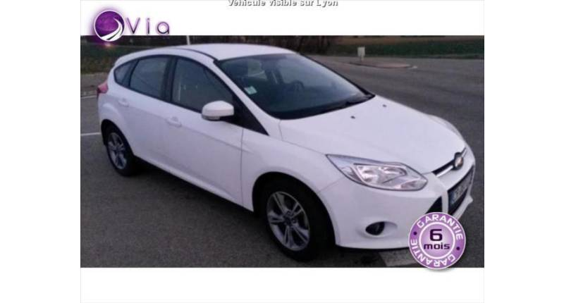 Ford Focus 1.0 SCTi 100 EcoBoost S&S Edit