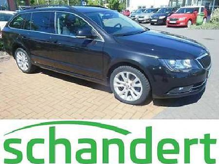 Skoda Superb 2.0 TDI DPF Exclusive Green tec