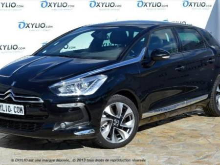 Citroen Ds5 2.0 HDI BVM6 160 cv So Chic + JA18 + GPS + Camera + Radars A