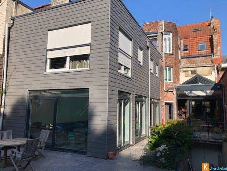 TOURCOING MAISON BOURGOISE + 3 APPARTEMENTS