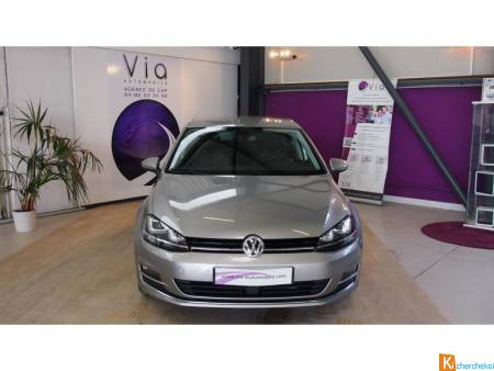 Volkswagen GOLF 1.6 16v Tdi Cr Fap Bluemotion - 110  Vii Berline Allstar