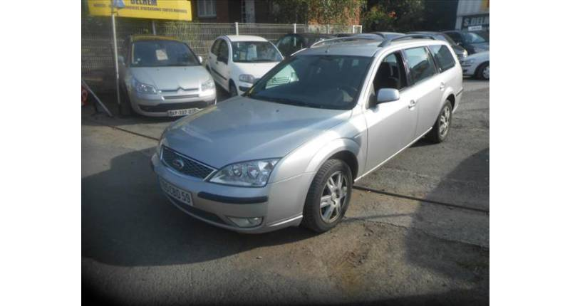 Ford Mondeo sw 2.0 TDCi115 Ghia
