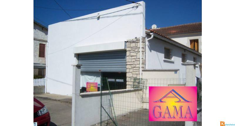 Local commercial - Saint-Sever-de-Saintonge