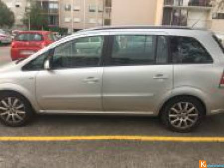 OPEL Zafira  1.9 CDTI - 120 FAP Edition - 7 places